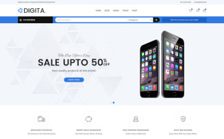 Digita - Electronics WooCommerce Theme