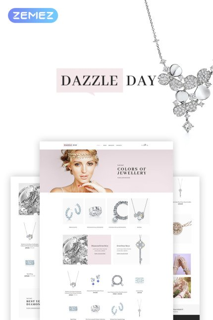 DazzleDay - Accessories Store