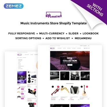 Купить  пофессиональные Shopify шаблоны. Купить шаблон #71713 и создать сайт.