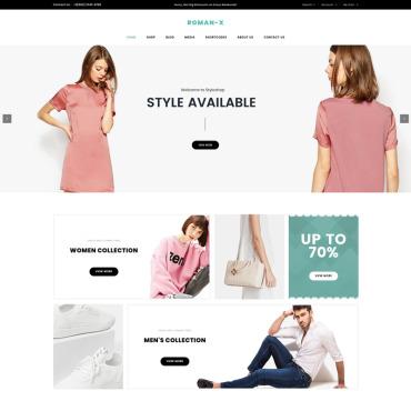 Купить  пофессиональные WooCommerce шаблоны. Купить шаблон #71736 и создать сайт.