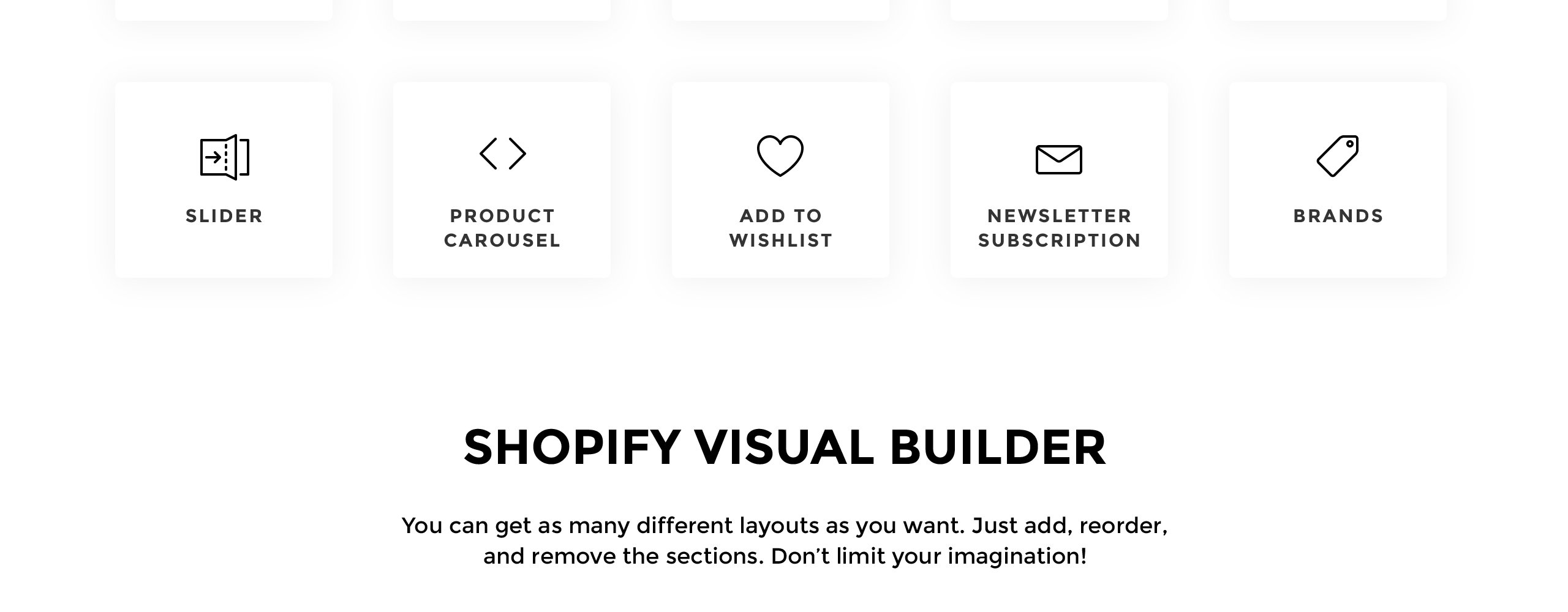 Website Design Template 71738 - shopify