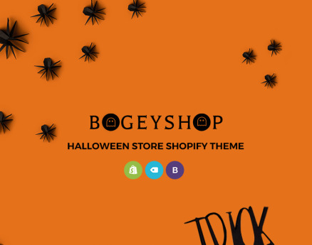 Bogey Shop - Elegant Party Supplies Online Store Shopify Theme