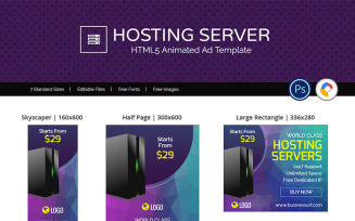 Professional Services | Hosting Server Ad