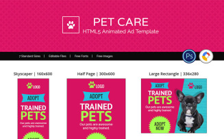Professional Services | Pet Care Banner