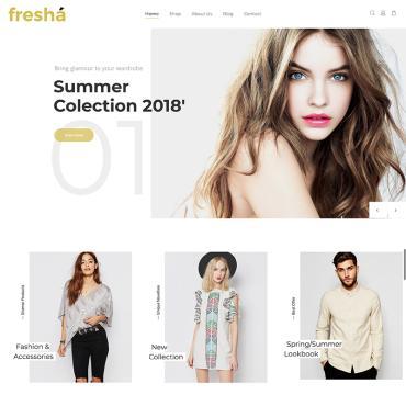 Preview image of Fresha - Elegant Fashion Shop