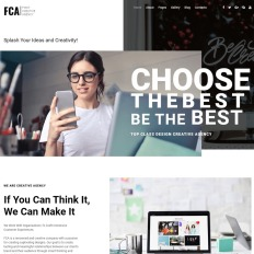 334 best joomla business templates template monster fca impressive creative agency wajeb Image collections