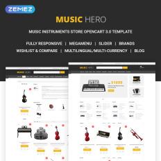 Music Hero Fancy Instruments Online
