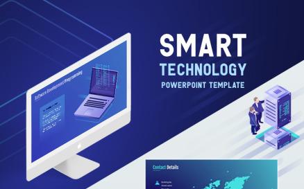 Smart Technology PowerPoint Template