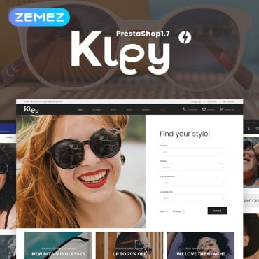 Preview image of Kley - Sunglasses Store