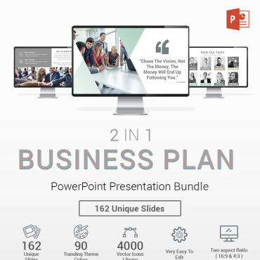 Preview image of Business Plan  2 in 1