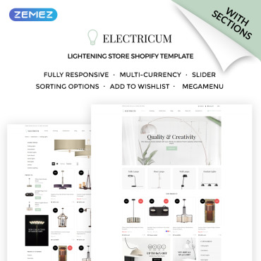 Preview image of Electricum - Lightening Store
