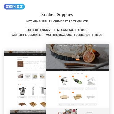 Preview image of Kitchen Supplies - Elegant Kitchen Accessories Online Store