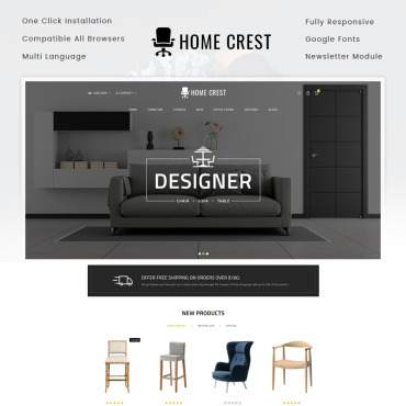 Preview image of Home Crest  - Furniture Store