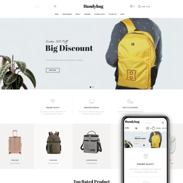 Preview image of Handybag - Purse Store