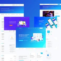 28+ Best Information Technology WordPress Themes 2018 | TemplateMonster