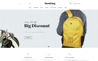 Handybag - Purse Store OpenCart Template