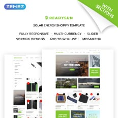 337 best joomla business templates template monster readysun solar energy equipment store wajeb Choice Image