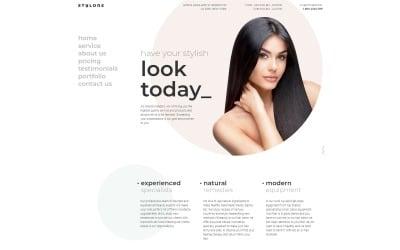 Stylone - Beauty Hair Salon Elementor