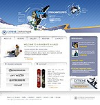 Website: Sport Flash Intro Header Full Site Most Popular