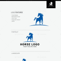 Business logos horse logo logo theme 73297 wajeb Choice Image