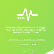 Medical healthcare templates templatemonster medical presentation beautiful powerpoint theme toneelgroepblik Images