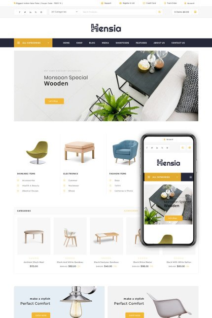Website template 73378