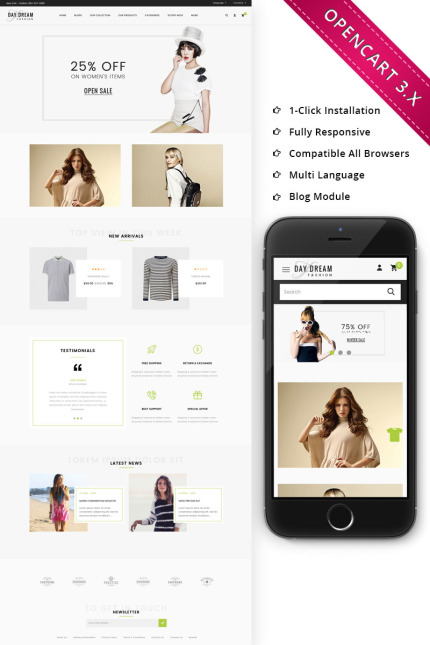 Website template 73391