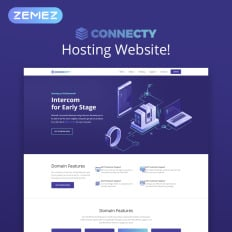 Connecty Hosting Elementor