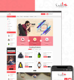 Website template 73412