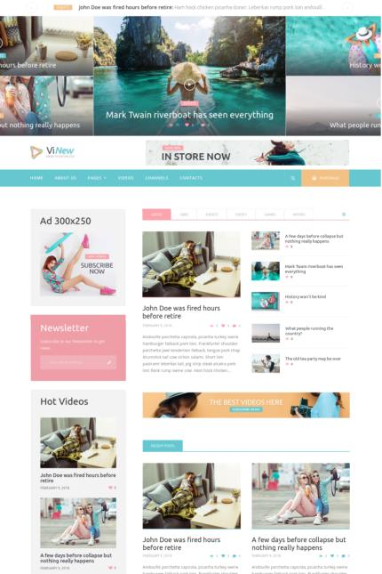Website template 73416