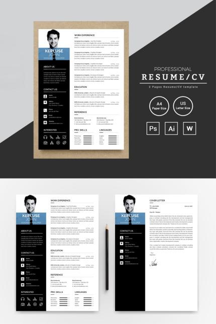 Website template 73421