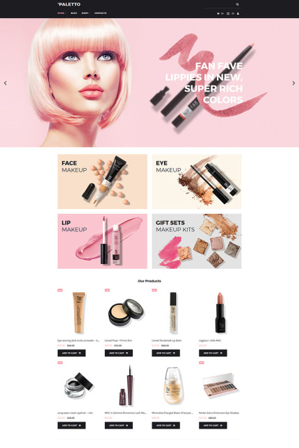 Website template 73423