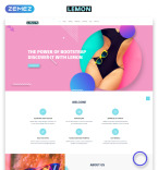 Website template 73433