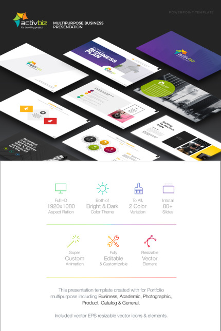 Website template 73438