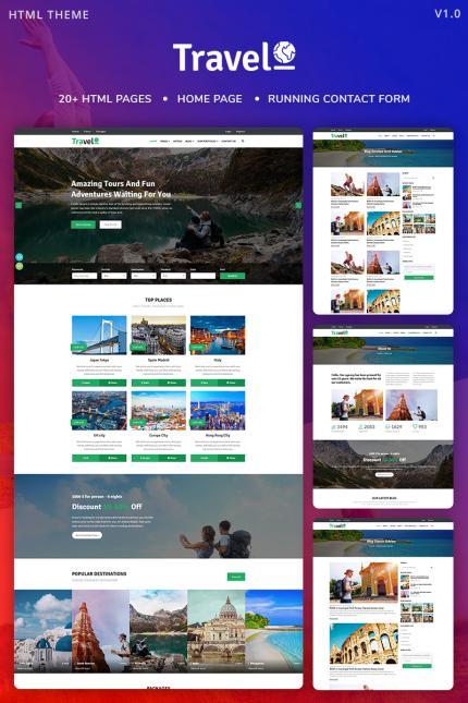 Website template 73446