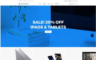 Laptopshop Shopify Theme