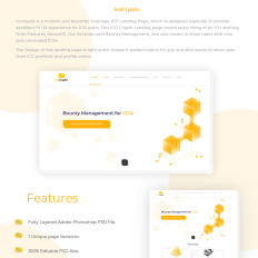 Business services psd templates templatemonster icocrypto cheaphphosting Images