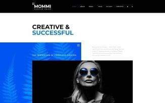 MOMMI - Fashion Union Joomla Template