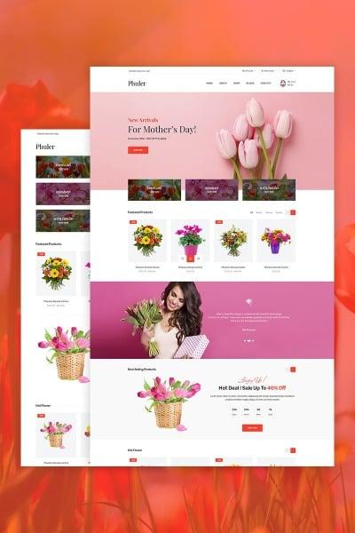 Phuler - Flower Shop