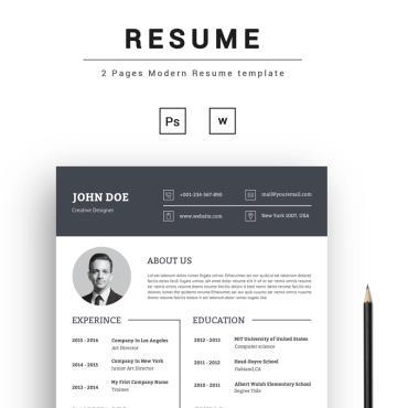 Preview image of John Doe Creative