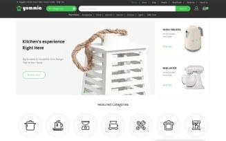 Yummia Multi Store WooCommerce Theme