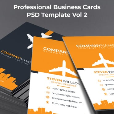 Preview image of Professional Business Cards