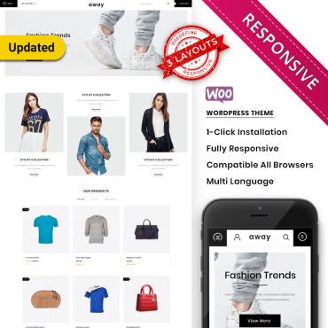 Купить  пофессиональные WooCommerce шаблоны. Купить шаблон #73639 и создать сайт.