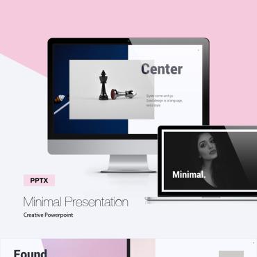 Preview image of Creative Minimal Presentation