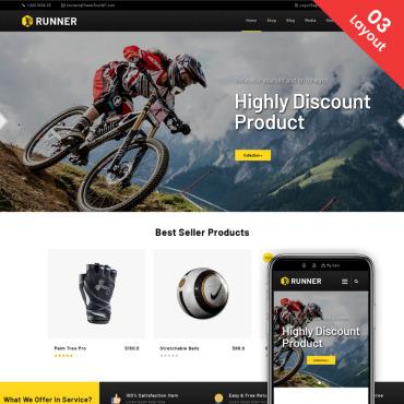 Купить  пофессиональные WooCommerce шаблоны. Купить шаблон #73694 и создать сайт.