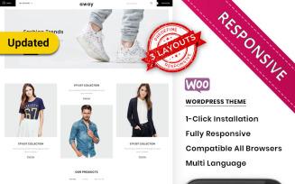 Away Multipurpose Template - Responsive WooCommerce Theme