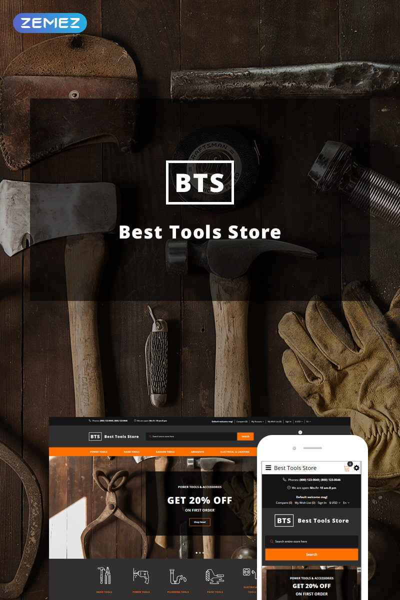 Best Tools Store №73651