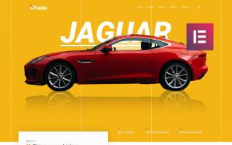 Luxor - Car Tuning WordPress Elementor Theme
