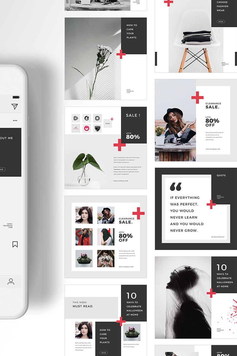 Plus - Pack Social Media - screenshot