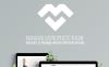 Tema de WordPress para Sitio de Bloges de moda Captura de Pantalla Grande